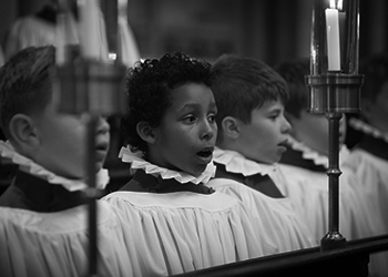Image result for sing boy chorister black and white