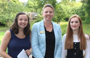 Delight at strong GCSE results